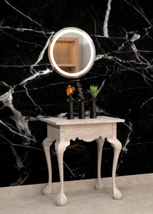 Smart mirror d60cm